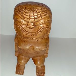 Aztec Stone Carving